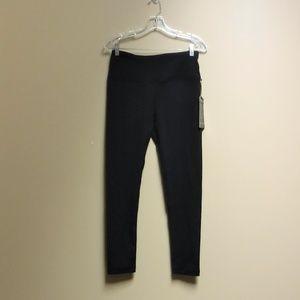90 Degree by Reflex Black High Waisted Legging Lrg